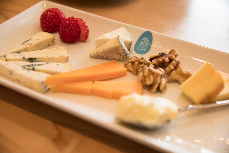 チーズ5種盛り合わせ|チーズルーム