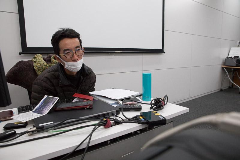 EOS学園講師、写真家 小澤太一先生