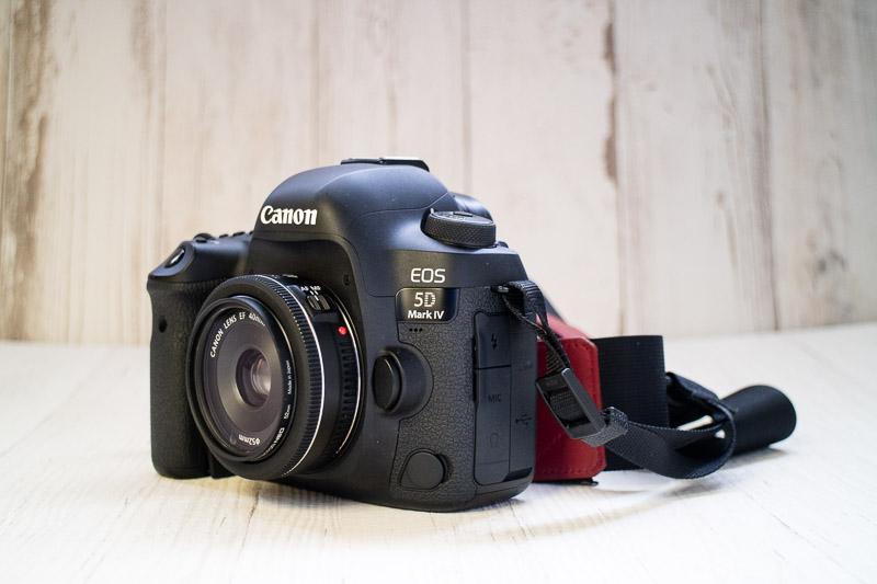 EF40mm F2.8 STMとEOS 5Dmark4