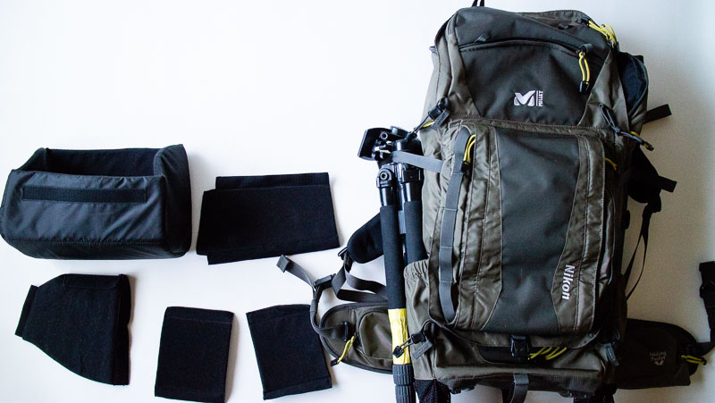 Nikon Millet アイガーグレッチャー33