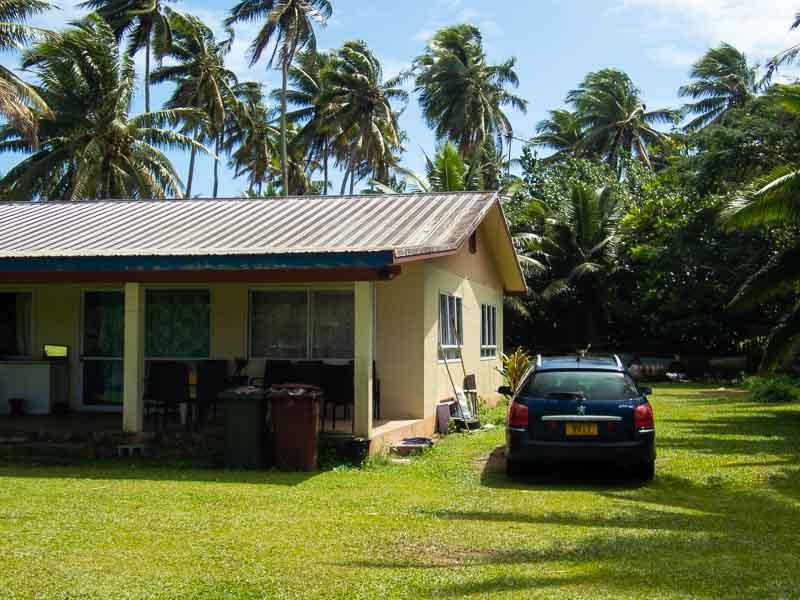 プジョー,ラロトンガ島,クック諸島