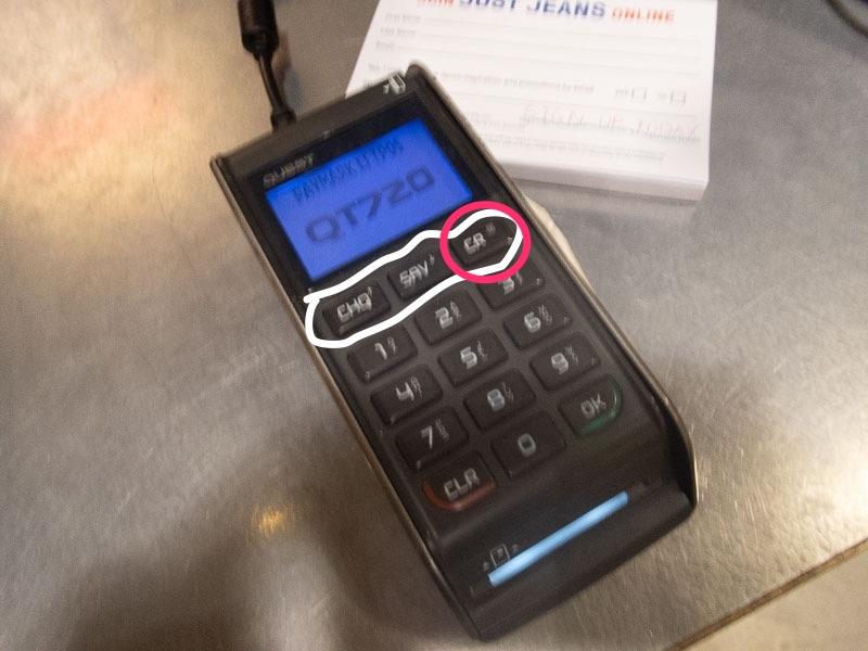 ニュージーランド クレジットカード支払い
