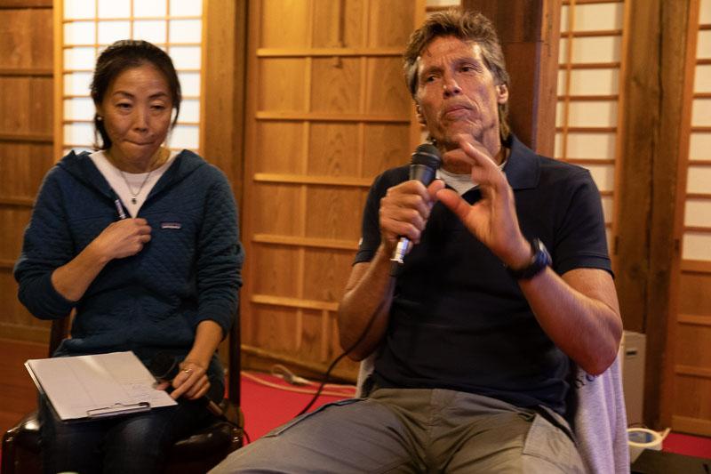 イベントレポート:ジャン・ジャック✕竹沢うるま Ocean Awareness〜海を想うこと〜 at光則寺 in鎌倉