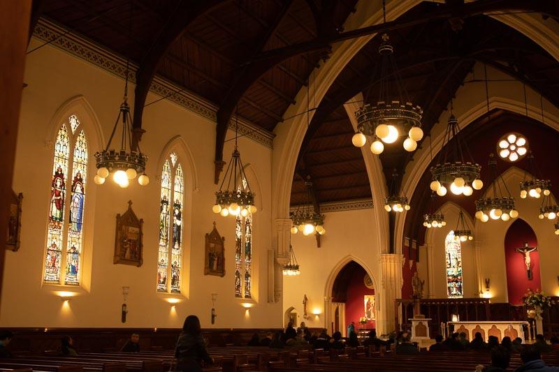 Church in Auckland