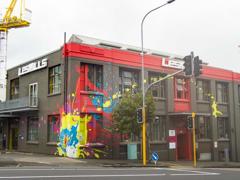 Les Mills Auckland
