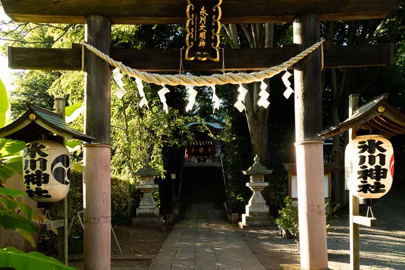 東久留米 氷川神社