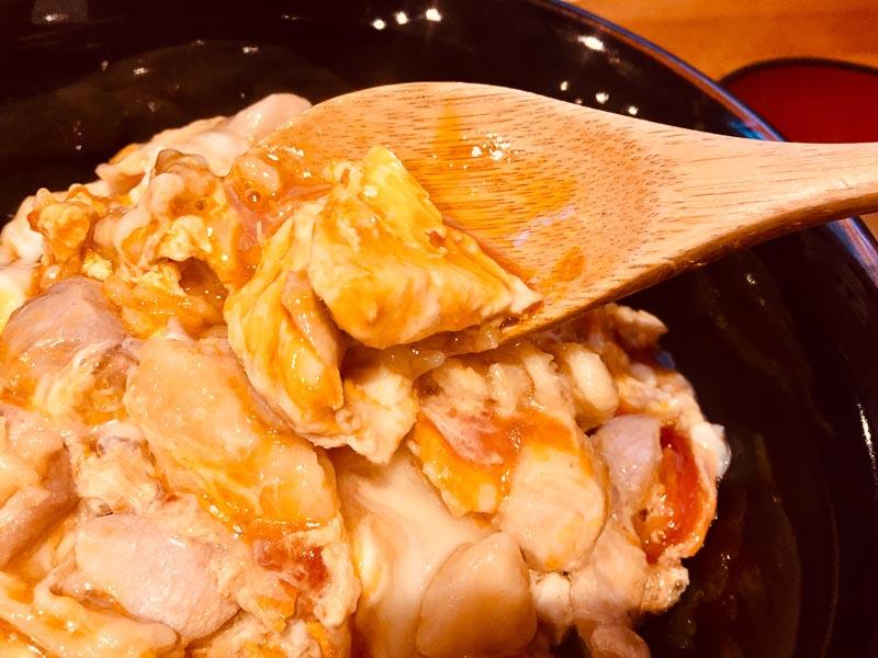 中村農場 卵 親子丼
