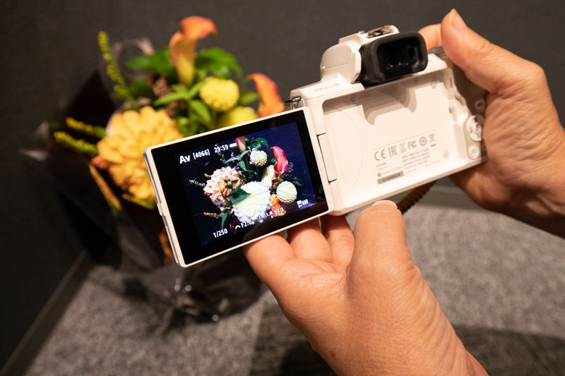 EF-M 22mm F2単焦点レンズ