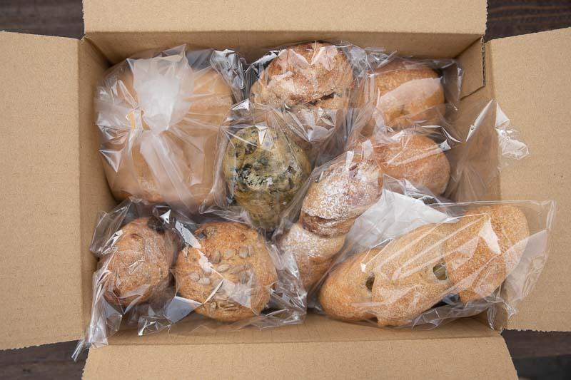 天然酵母パン『ふっくら』
