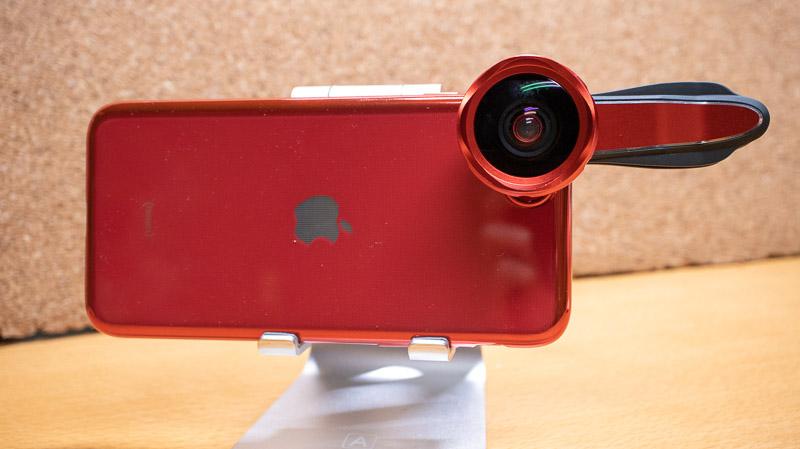 iPhoneSE第2世代と広角レンズNeinGrenz